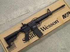 Smith & Wesson M&P15 Sport AR-15 5.56 NATO 811036 Guns > Rifles > Smith