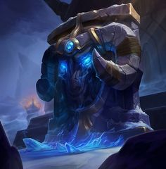 The Shield of an Iceborn named Braum
