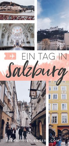Salzburg in one day: tips for your trip to Salzburg! With tips to monk mountain or fortress Hohensalzburg, Salzburg Cathedral and beautiful cafes! Las Vegas Hotels, Bangkok Thailand, Thailand Travel, Oahu, Salzburg Austria, Celebrity Travel, Travel Companies, Nightlife Travel, Best Cities