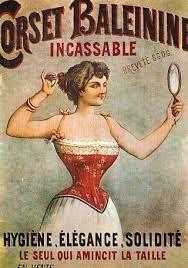 corset moderne -