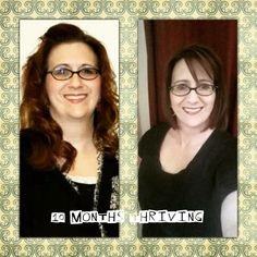 All because she took a chance and tried the 8 week experiences. We are not a #Diet we are a #Lifestyle and you can get your #Thrive for #Free so why not?? The best decision you will ever make! https://txthriven.le-vel.com