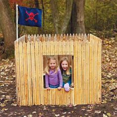 Fun & Frugal Outdoor Ideas for Kids