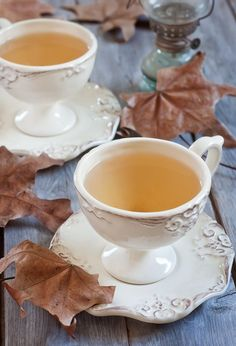 autumn white I want these teacups!!