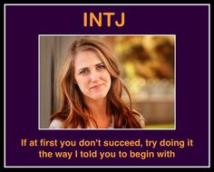 Having the INTJ personality type does not carry the negative baggage of Asperger's Disorder, although many people do regard the INTJ group as arrogant know-it-alls.