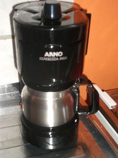 Rosicler Araujo: Cafeteira