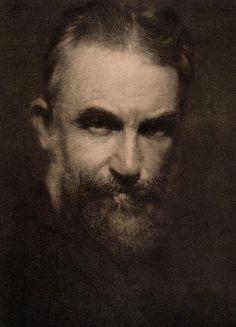 George Bernard Shaw by Alvin Langdon Coburn 1908