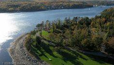 Point Pleasant Park Halifax