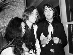 John Lennon 33 Is With His Personal Assistant And Young Lover