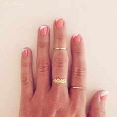 Minimalist Jewelry Is Trending: 21 Pieces to Buy and How to Style Them | StyleCaster