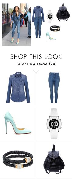 """~Featuring: Zendaya Coleman~"" by crazytaylah-22 ❤ liked on Polyvore featuring H&M, LIU•JO, Topshop, DKNY and Gemma Simone"