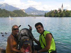 Eslovenia-Lago Bled.
