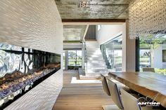 Дизайн интерьера дома Pearl Valley 334 от студии Antoni Associates