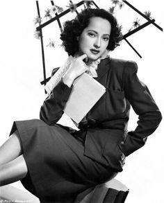 Merle Oberon 1940s