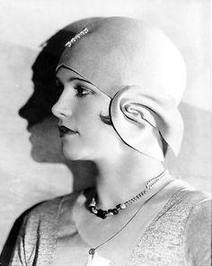 The 1920's Look. @Deidra Brocké Wallace