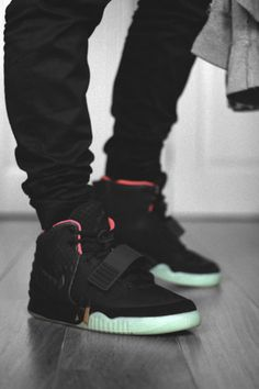 Yeezy's Nike Air Yeezy Kanye West