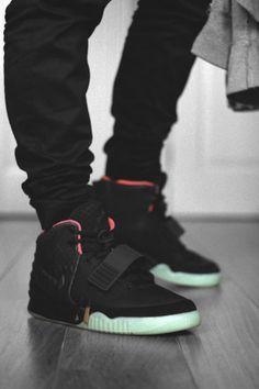 Yeezy's Nike Air Yeezy Kanye West