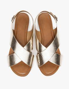 Foil Sandal