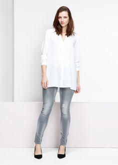 Blusón ligero largo 29.99€