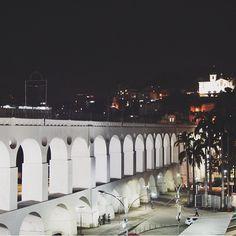 Luzes da Lapa Foto @jimmy_correa #OficialRio #RiodeJaneiro #RJ #Lapa