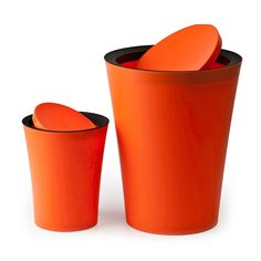QUALY Round Flip bin 樂色筒 Flipping, Plastic, Canning, Home Canning