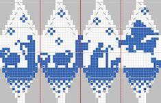 Ravelry: julekuler - angel and shephards pattern by Eva Lyus