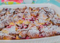 Cranberry Croissant