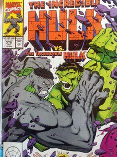 The Incredible Hulk #376 Marvel Comics December 1990