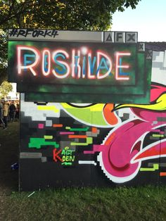 Missdesignsays Roskilde Festival Rf Is A Mix Of Arts And