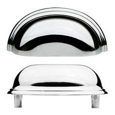 FÅGLEBODA Handle - chrome-plated - IKEA £5 / 2 pack