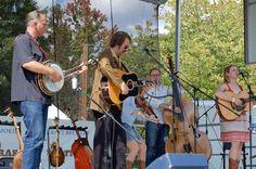 Brewgrass Festival, Asheville North Carolina, Sep 15
