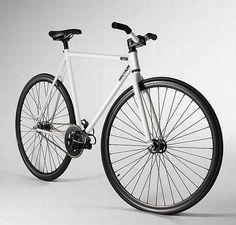 Fixie Bike Synonymous with a minimalist style, Fixie cheap and simple. Fixie bike has brakes that are on foot, bike trend among yo. Cycling Equipment, Cycling Bikes, Bicycles For Sale, Garage Bike, Fixed Gear Bicycle, Custom Cycles, Bike Art, Bike Life, Road Bike