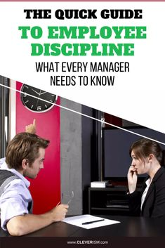 The Quick Guide to Employee Discipline: What Every Manager Needs to Know Goal Setting Template, Goal Setting Worksheet, Goal Setting Examples, Cover Letter Tips, Making Goals, Social Environment, Good Employee, Job Interview Tips, Human Resources