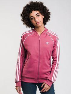 Adidas zip up jackets at Boathouse med or lrg Adidas Zip Up, Boathouse, Mauve, Adidas Jacket, Zip Ups, Xmas, Athletic, Long Sleeve, Sleeves