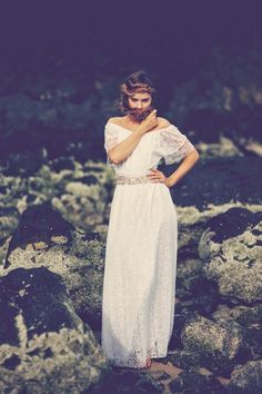Bonitos vestidos de novia | Colección Grace Loves Lace 2014