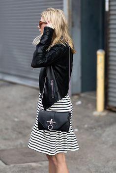 Stripes & Givenchy Obsidia
