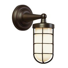 Admiral Simple Wall Sconce by Tech Lighting