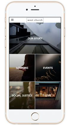 Church App - Beautiful Custom Mobile Apps for Churches Church App, Social Justice, Website Template, Small Groups, App Design, Mobile App, Website Ideas, Boxing, Apps
