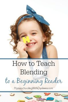 While many young learners can learn letter sounds, blending these sounds together can be difficult, especially for kids with dyslexia. Reading Intervention, Reading Fluency, Reading Strategies, Reading Skills, Teaching Reading, Reading Help, Reading Resources, Reading Practice, Parent Resources