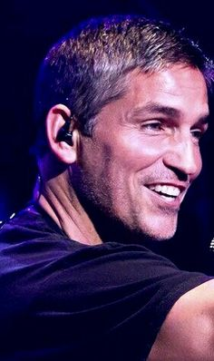 Jim Caviezel ❤️️❤️️❤️️! If I could meet just one celebrity it would be him!