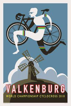 Valkenburg, World Championship Cyclocross 2018 ~ Michael Valenti