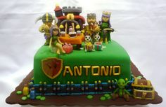 Here are some Clash of Clan Birthday Cake ideas. COC Birthday cake should be a good option. 30th Birthday Themes, Birthday Parties, Birthday Cakes, Birthday Ideas, Happy Birthday, Clash Royale, Tattoo Cake, Clash Of Clans Hack, Creative Cakes