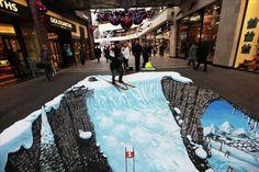 Amazing 3D Street Art!