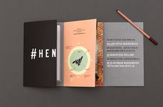 Hennala Visual Identity on Branding Served