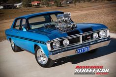 xy falcon gtho - Google Search Australian Muscle Cars, Aussie Muscle Cars, American Muscle Cars, Rat Rods, Ford Falcon, Falcon 1, Chevy Motors, Big Girl Toys, Good Looking Cars