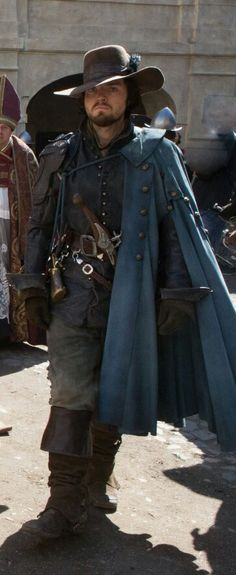 The Musketeers - Athos I love the Three Musketeers, and Athos is always my favorite character. I just wish they'd been a little truer to the original.