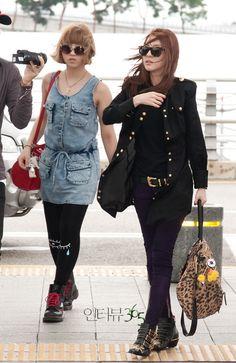 2NE1 - Minzy, Dara