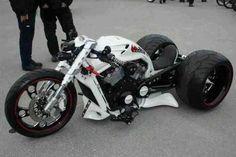 Harley-Davidson V-Rod Trike