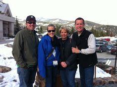 Klopmeyer family. Montana 2012