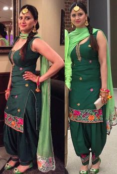 Colors & Crafts Boutique™ offers unique apparel and jewelry to women who value versatility, style and comfort. For inquiries: Call/Text/Whatsapp Best Indian salwar kamees Click visit link for more details Designer Punjabi Suits, Punjabi Salwar Suits, Punjabi Dress, Patiala Salwar, Indian Designer Outfits, Kurti, Punjabi Fashion, Indian Fashion, Beautiful Suit