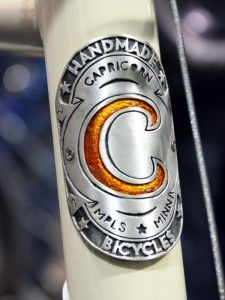 I'm wondering how hard it would be to make my own custom handmade Head Tube Badge for my fixie?